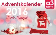 Adventskalender 2016 Titelseite
