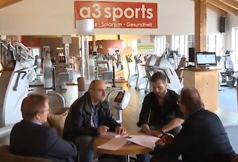 Titelbild Video A3sports Neubau