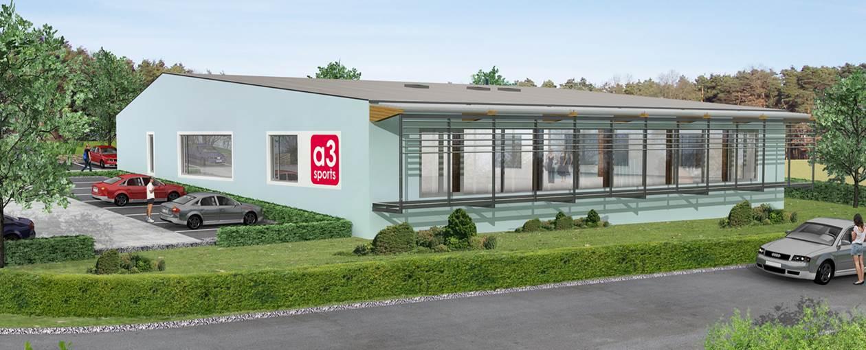 Neues a3sports Gesundheitszentrum