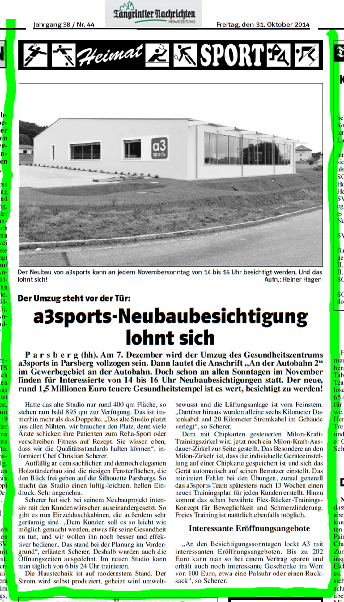 Pressebericht-Tangrintler_31Okt14