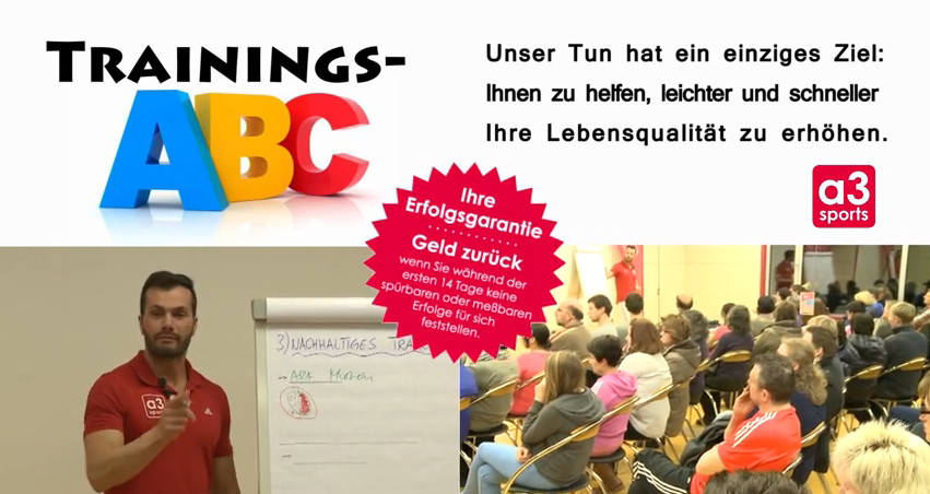 Trainings ABC Trailer Bild 26Feb15