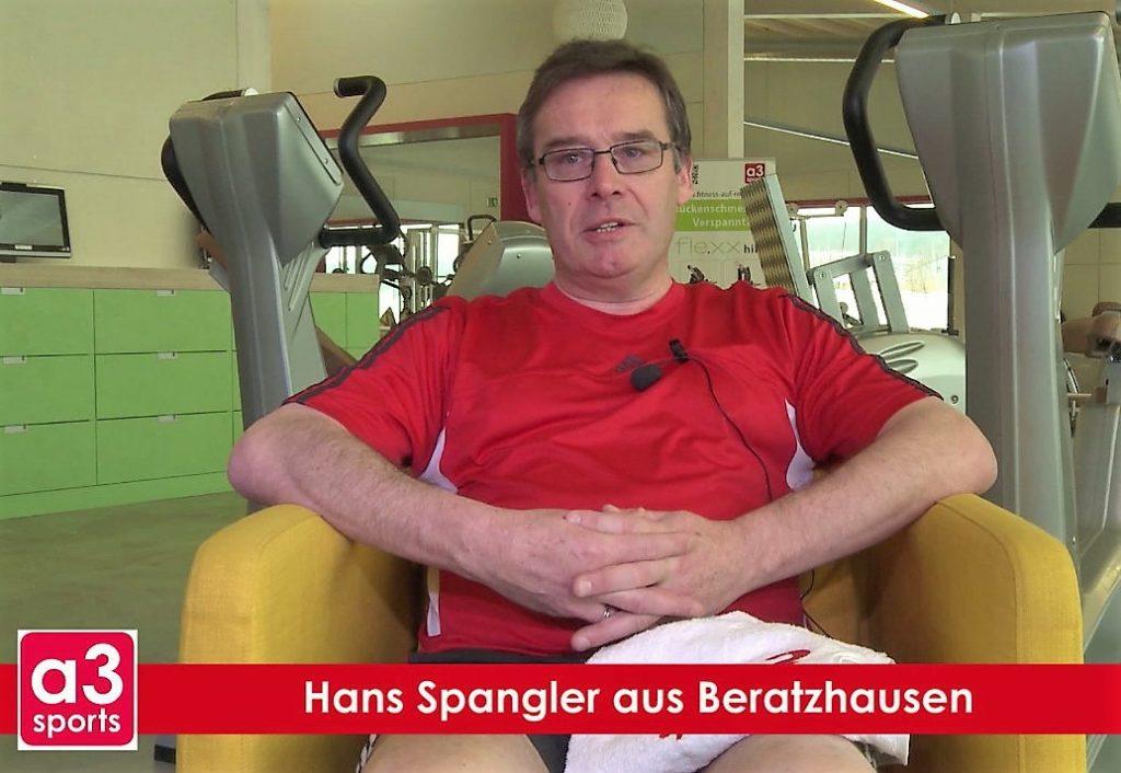 Erfolgsgeschichte von Hans Spangler